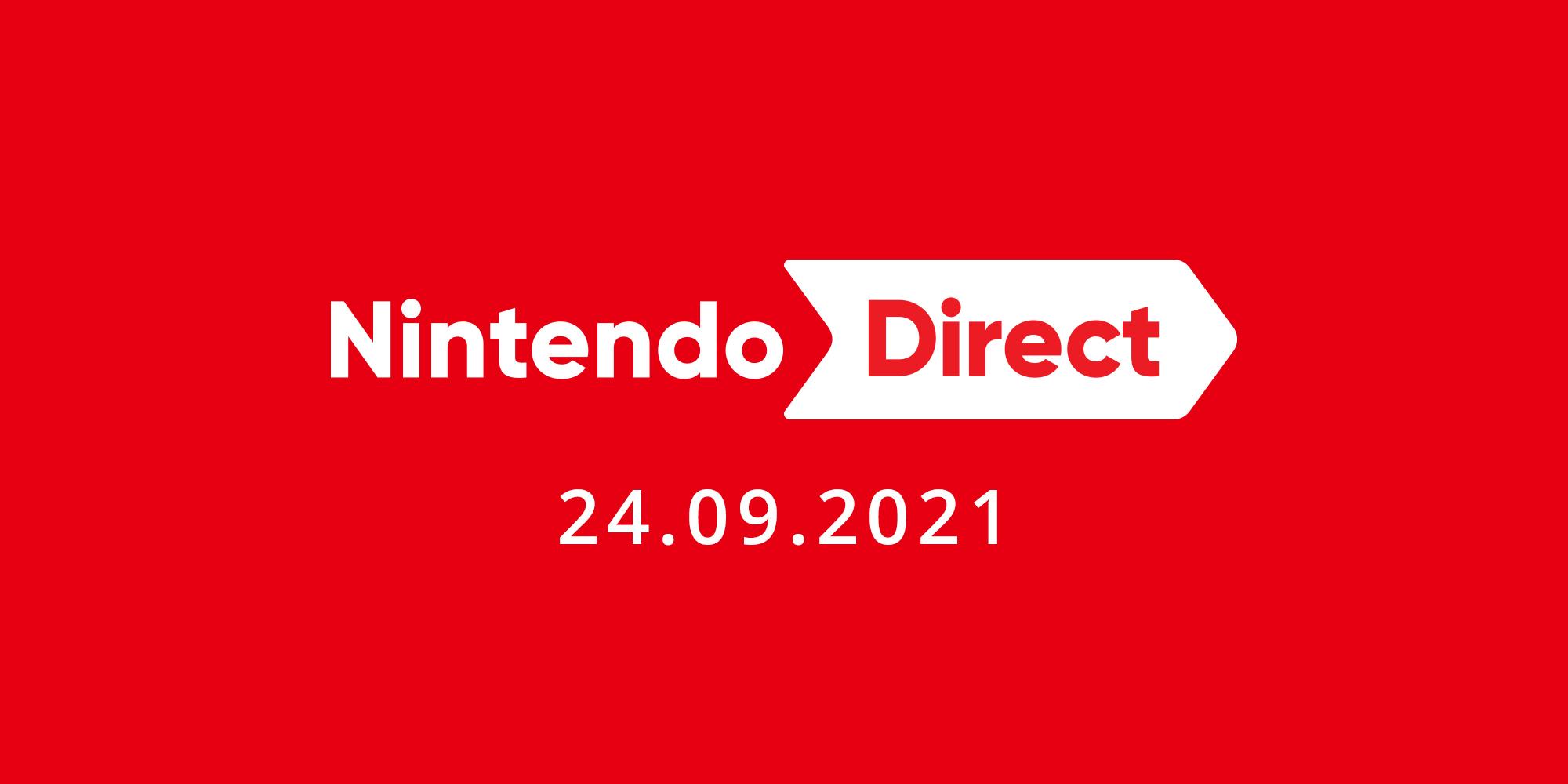 Nintenda Direct 24/09/21